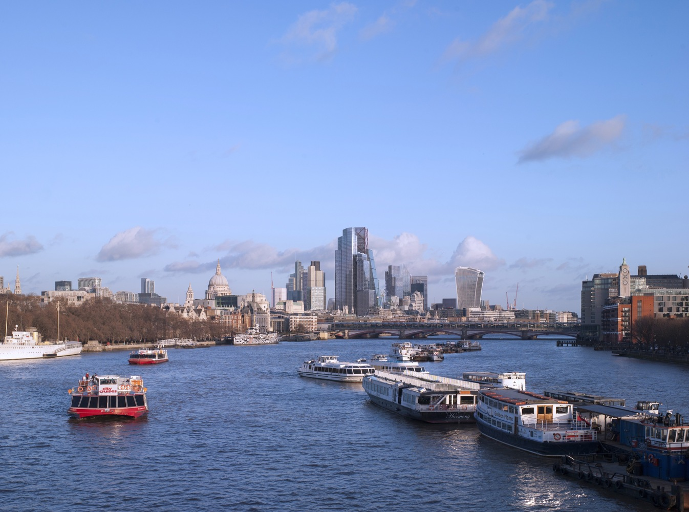 Gallery Of New Visualizations Show How London S Skyline Will