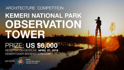 Convocatoria de ideas: Kemeri National Park Observation Tower