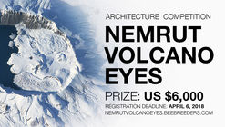 Convocatoria de ideas: Nemrut Volcano Eyes