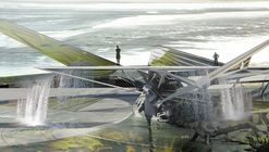 Margot Krasojević Designs Self-Excavation Hurricane House