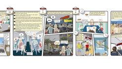 Conoce 'El final del Efecto Arenal', el cómic que ganó mención especial en el Europan 14