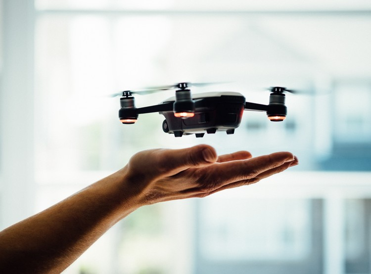 How Drones Can Be Used in Architecture (And How To Use Them Without Breaking the Law), © <a href='https://unsplash.com/photos/DiTiYQx0mh4'>Dose Media on Unsplash</a>