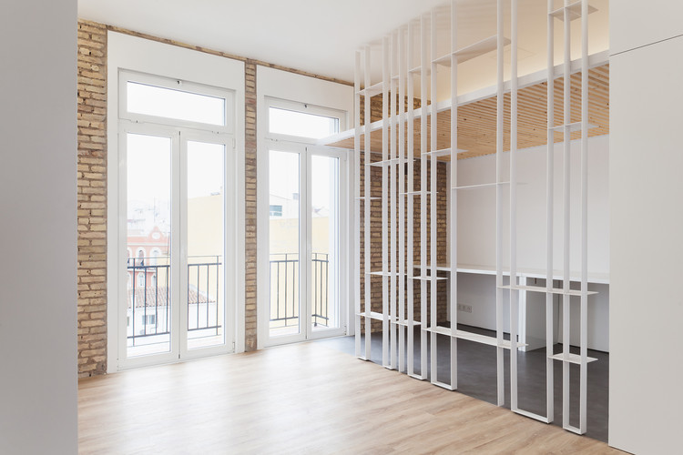 3 EN RAYA / Binomio Arquitectura, © Lorenzo Franzi