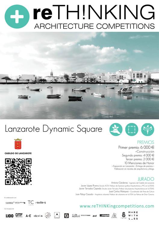 Convocatoria: Lanzarote Dynamic Square