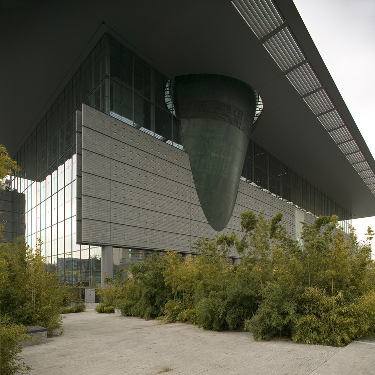 Beijing Capital Museum / AREP, © D. Boy de la Tour