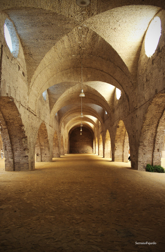 Las Reales Atarazanas será el nuevo centro cultural de Sevilla, © Javier Serrano [Flickr], bajo licencia CC BY-NC-ND 2.0.