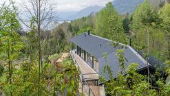 Casa SM Lago Calafquén / Claro + Westendarp arquitectos