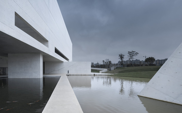 Xie Zilong Photography Museum / Regional Studio, Northeast Perspective. Image © Arch-Speaker - Li Yao