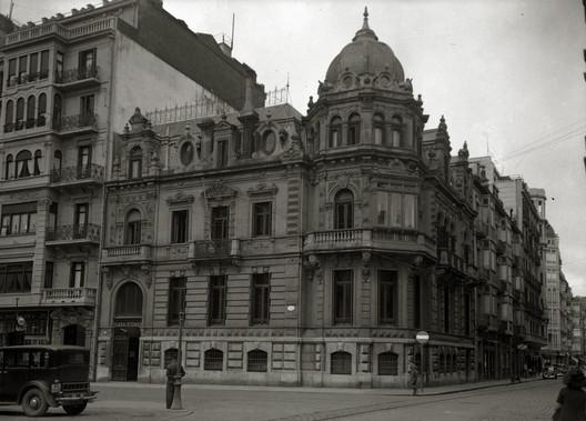 Palacio Elorza. Image Cortesía de MUGAK Bienal de Arquitectura