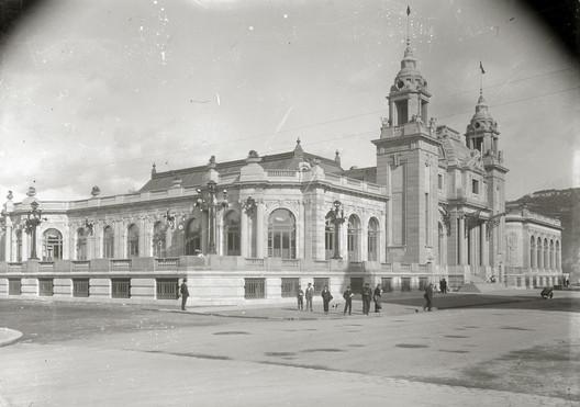 Gran Kursaal Marítimo. Image Cortesía de MUGAK Bienal de Arquitectura