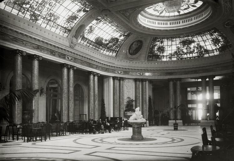Los edificios demolidos de San Sebastián cierran la primera edición del MUGAK, Interior de Kursaal. Image Cortesía de MUGAK Bienal de Arquitectura