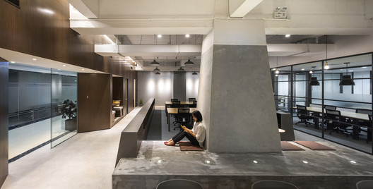 Haihui Co-working Space / 11architecture