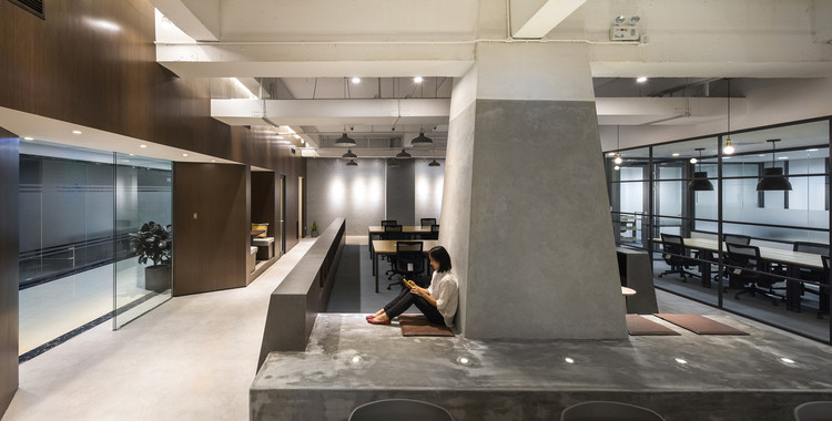 Haihui Co-working Space / 11architecture, © ZC Architectural Photography Studio