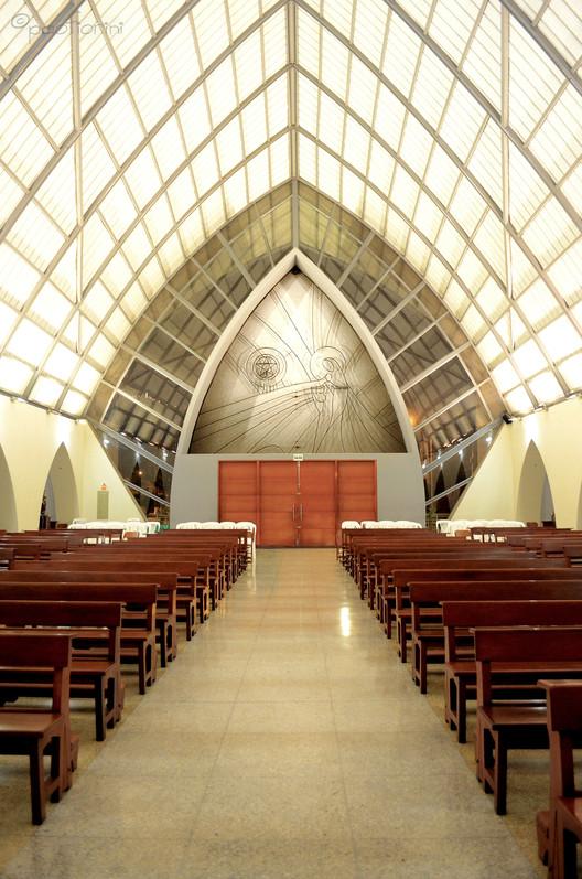 Iglesia Nuestra Señora de la Consolación / Allan Cornejo Arquitecto, © Ana Paola Fiorini