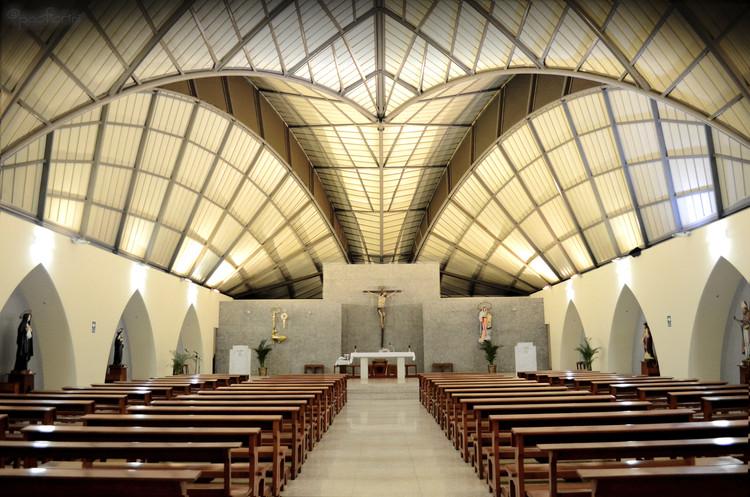 'Nuestra Señora de la Consolación' Church / Allan Cornejo Arquitecto, © Ana Paola Fiorini