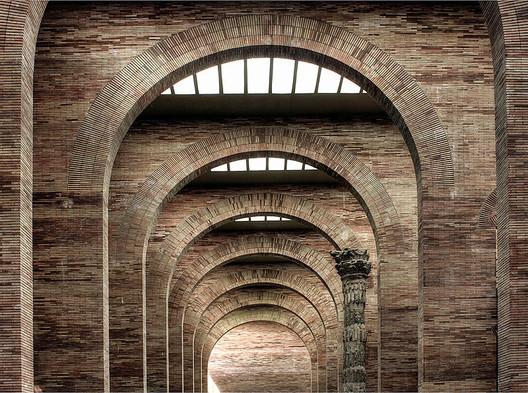 Museo Nacional de Arte Romano de Mérida / Rafael Moneo. Image © pictfactory [Flickr], bajo licencia CC BY 2.0