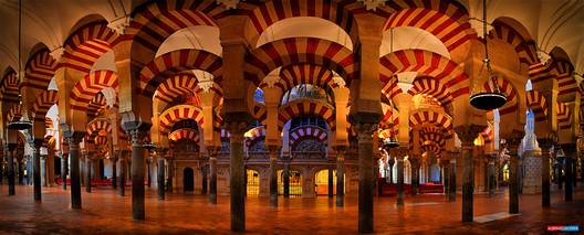 Mezquita de Córdoba . Image © jesuscm [Flickr], bajo licencia CC BY 2.0