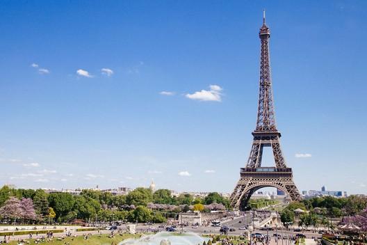 Torre Eiffel. Imagen © <a href='https://unsplash.com/photos/QAwciFlS1g4'>Anthony Delanoix [Unsplash]</a>