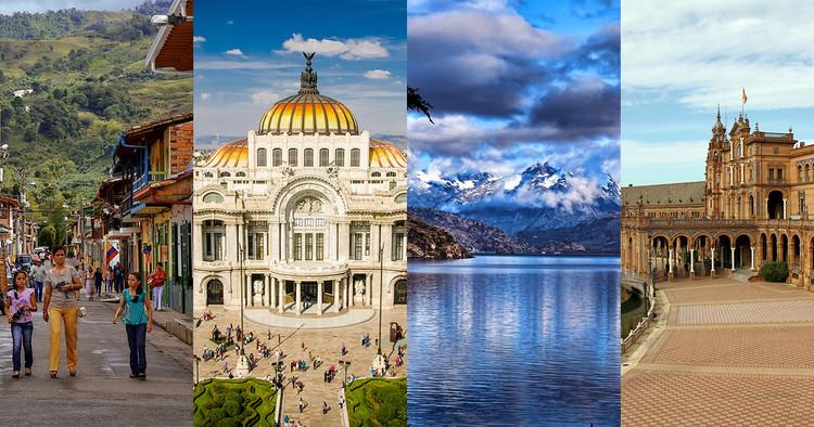 New York Times elige lugares de Colombia, Chile, México y España entre países por conocer este 2018, © <a href='https://www.flickr.com/photos/pedrosz/24260897119/'>Pedro Szekel [Flickr]</a>, bajo licencia <a href='https://creativecommons.org/licenses/by-sa/2.0/'>CC BY-SA 2.0</a>, © <a href='https://www.flickr.com/photos/breezy421/5490801289'>Mikel [Flickr]</a>, bajo licencia <a href='https://creativecommons.org/licenses/by-nc/2.0/'>CC BY-NC 2.0</a>, © <a href='https://www.flickr.com/photos/mariano-mantel/28056710491/'>Mariano Mantel [Flickr]</a>, bajo licencia <a href='https://creativecommons.org/licenses/by-nc/2.0/'>CC BY-NC 2.0</a>, © <a href='https://www.flickr.com/photos/carloszgz/22241611652/'>Carlos ZGZ [Flickr]</a>, bajo licencia <a href='https://creativecommons.org/publicdomain/zero/1.0/'>CC0 1.0</a>