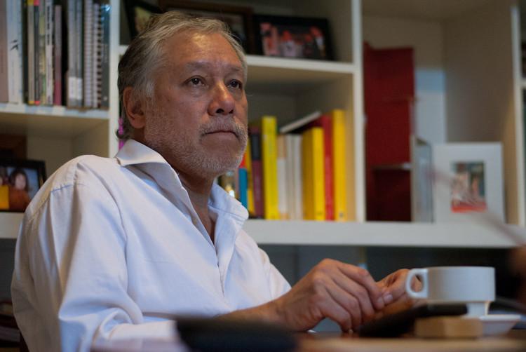 Humberto Eliash, nuevo presidente del Colegio de Arquitectos de Chile, Humberto Eliash, en imagen de archivo. Image © Xiana Cid