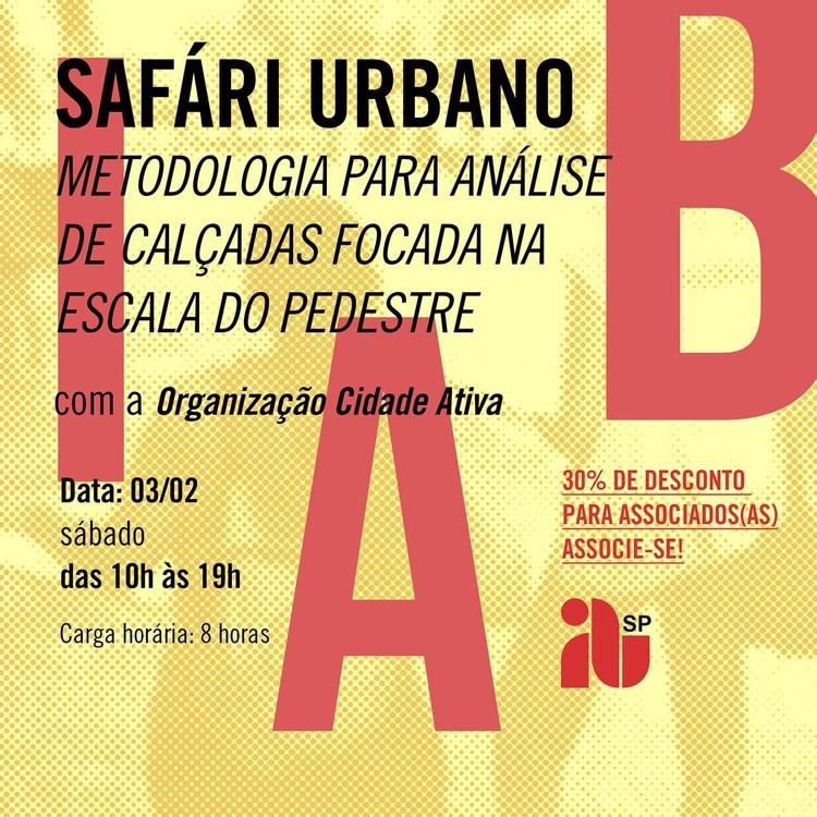 Oficina de Safári Urbano