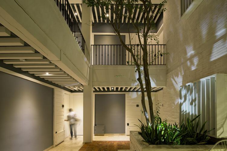 Edificio C57-4 / Boué arquitectos, © Marcos Betanzos