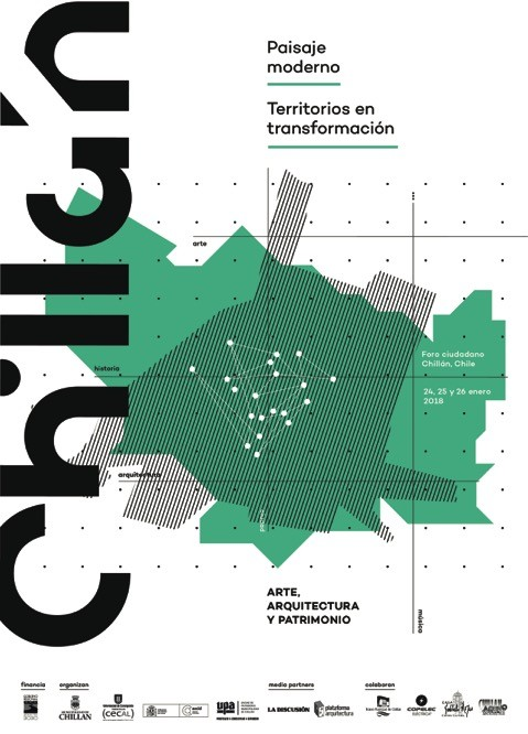#ForoChillán Paisaje moderno/ Territorios en transformación [Programa Completo]