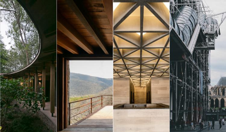 Fotógrafas y fotógrafos mexicanos que registran la arquitectura contemporánea, vía Portada