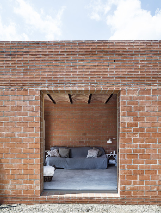 Casa 1219 / HARQUITECTES, © Adrià Goula