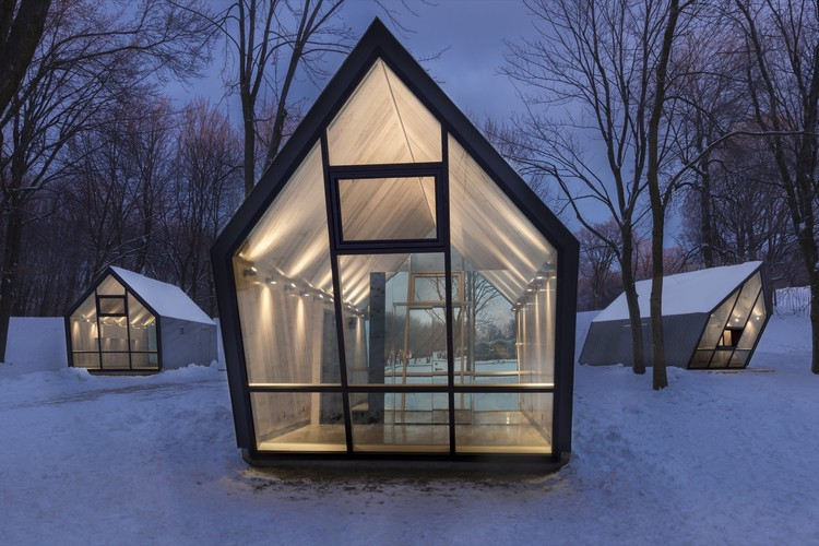 Mount-Royal Kiosks / Atelier Urban Face, © Fany Ducharme