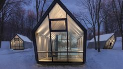 Mount-Royal Kiosks / Atelier Urban Face