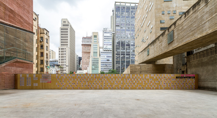 Marcos L. Rosa Discusses The Place and Importance of Sao Paulo's Architecture Biennial, Observatory at Praça das Artes. Image © FLAGRANTE / Romullo Fontenelle