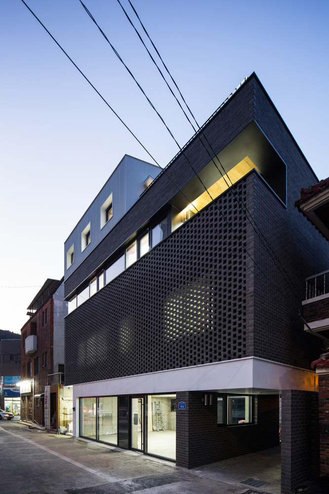 Smart Haus gallery of piccolo haus smart architecture 7