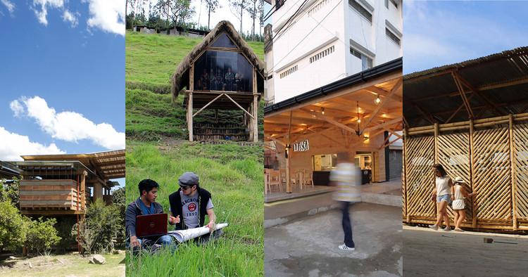 El mensaje ecuatoriano en la XX Bienal de Arquitectura y Urbanismo de Chile
