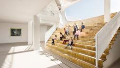 Sanhuan Kindergarten / Perform Design Studio