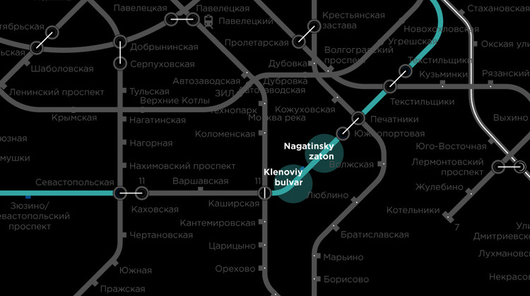 Open International Competition for Development of the Architectural and Artistic Concept of Moscow Metro Stations, Agency for Strategic Development CENTER