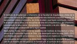 Abren convocatoria al Premio Marta Scheu Torres, otorgado a mujeres destacadas de la arquitectura y urbanismo