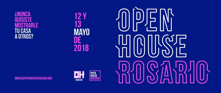 Open House Rosario 2018: convocatoria de edificios , Cortesía de Open House Rosario