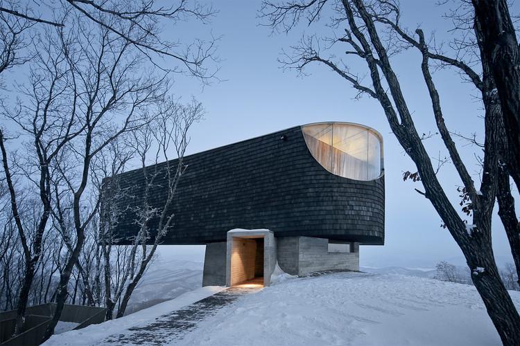Palco da Floresta / META-Project, Exterior. Imagem © Shengliang Su