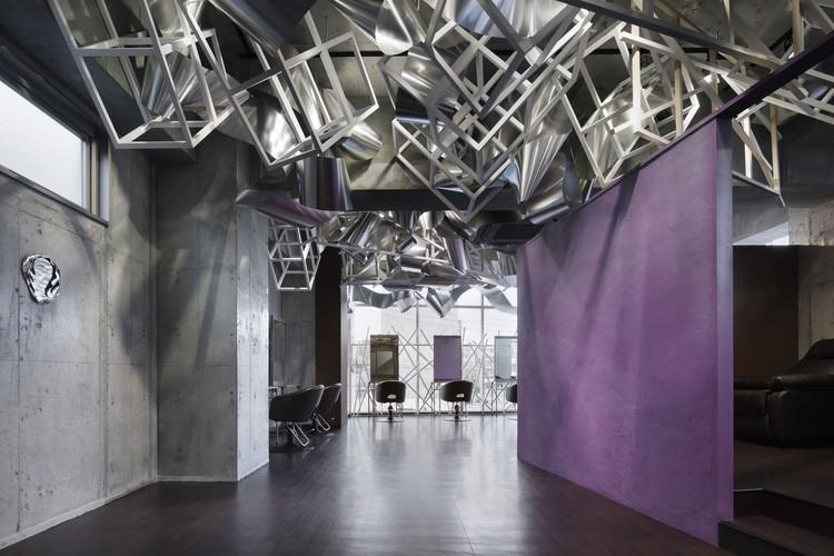 Crystalscape  / Moriyuki Ochiai Architects, © Fumio Araki