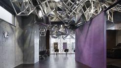 Crystalscape  / Moriyuki Ochiai Architects