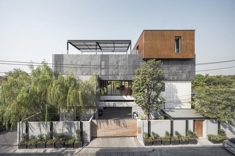ReGEN House / EKAR, © Chalermwat Wongchompoo