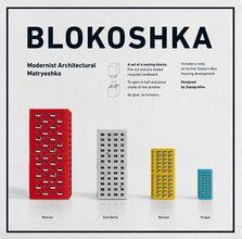 Zupagrafika Presents BLOKOSHKA: A Modernist Architectural Matryoshka