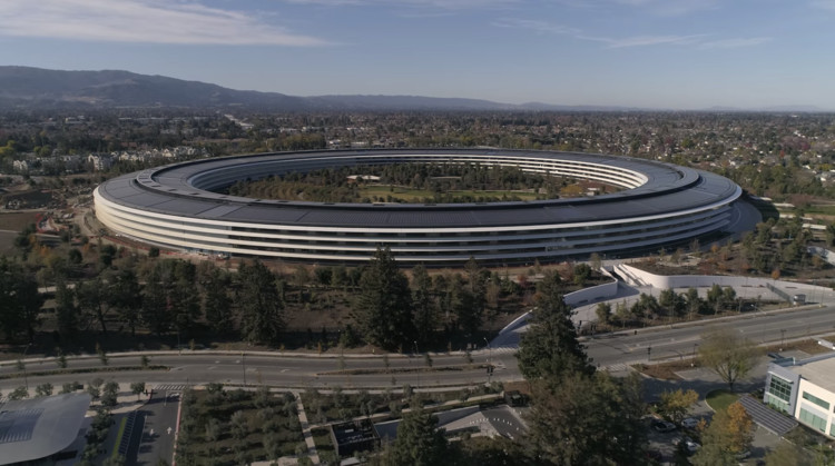 Apple Announces Plans to Construct Second U.S. Headquarters