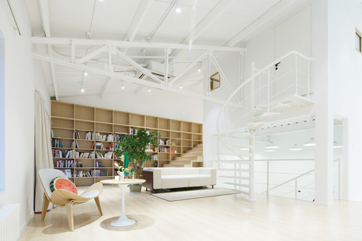 Library. Image © Chuan Zuo