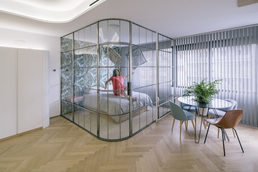 Tres apartamentos en Madrid / Fast and Furious Production Office