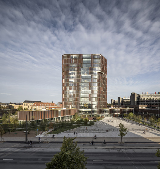 The Maersk Tower / C.F. Møller Architects