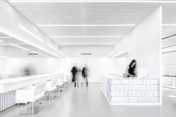 Salon L'OCCOCO / COTAPAREDES Arquitectos, © Cesar Béjar
