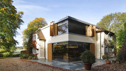 West Tytherley Cottage / Stephen Marshall Architects