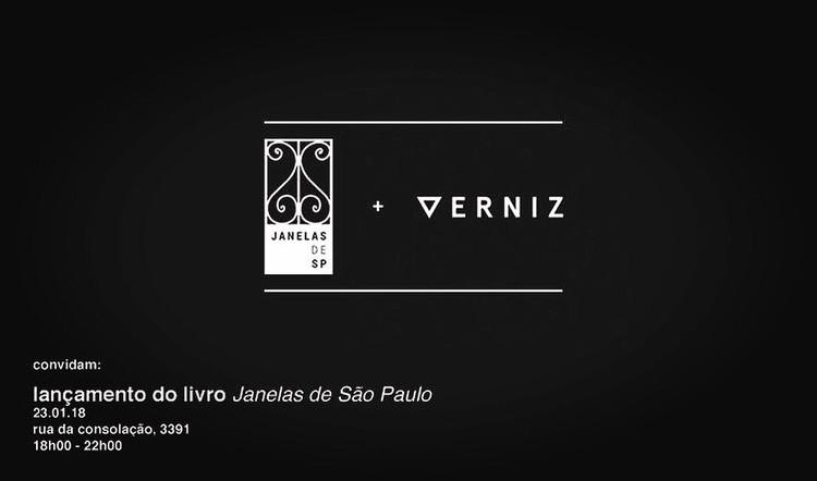Lançamento do livro Janelas de SP, convite_divulgação